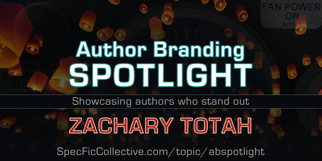 Author Branding Spotlight: Are you thinking like a fan?