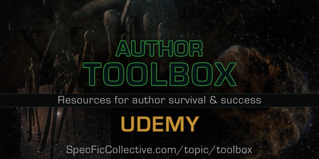 Author Toolbox: Udemy